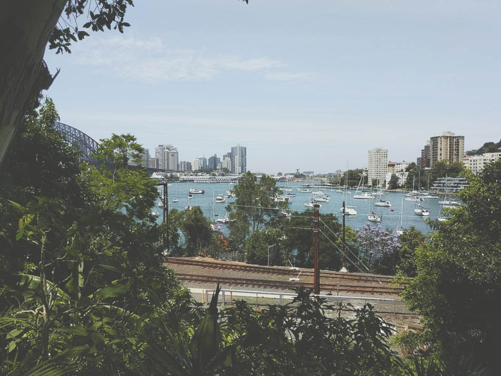 view of lavender bay
